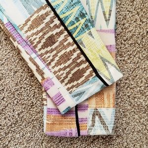 Topshop Pants - 🌿Topshop Activewear Multicolored Leggings Size 4